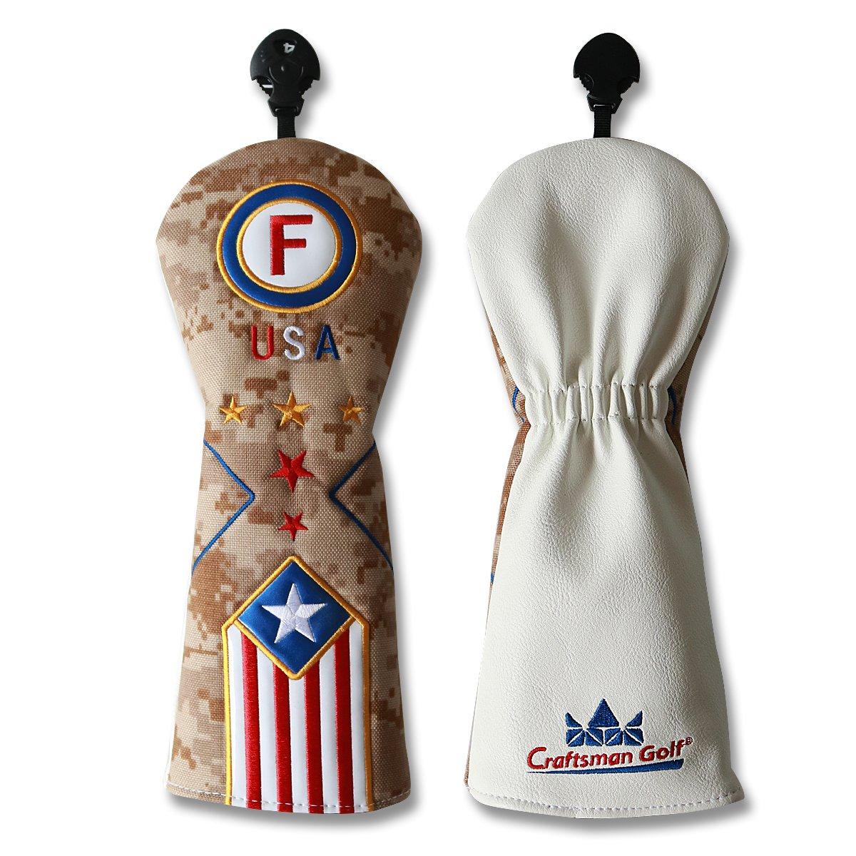 手数料安い Craftsman Headcovers Golf Camouflage Camo Head Style (Wood Fairway Wood Headcovers Head Cover For Callaway Titleist (Wood Cover) B0761YQZP3, 藤橋村:0ca01fb3 --- a0267596.xsph.ru
