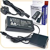 PremiumDigital Panasonic Lumix DMC-LX100 Replacement AC Power Adapter