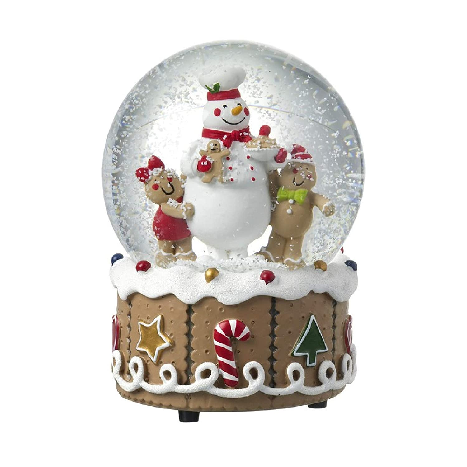 Heaven Sends Festive Family Snow Globe UTHS2183_1