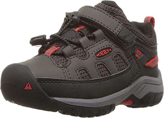 KEEN Baby-Boys Targhee Low Hiking Shoes