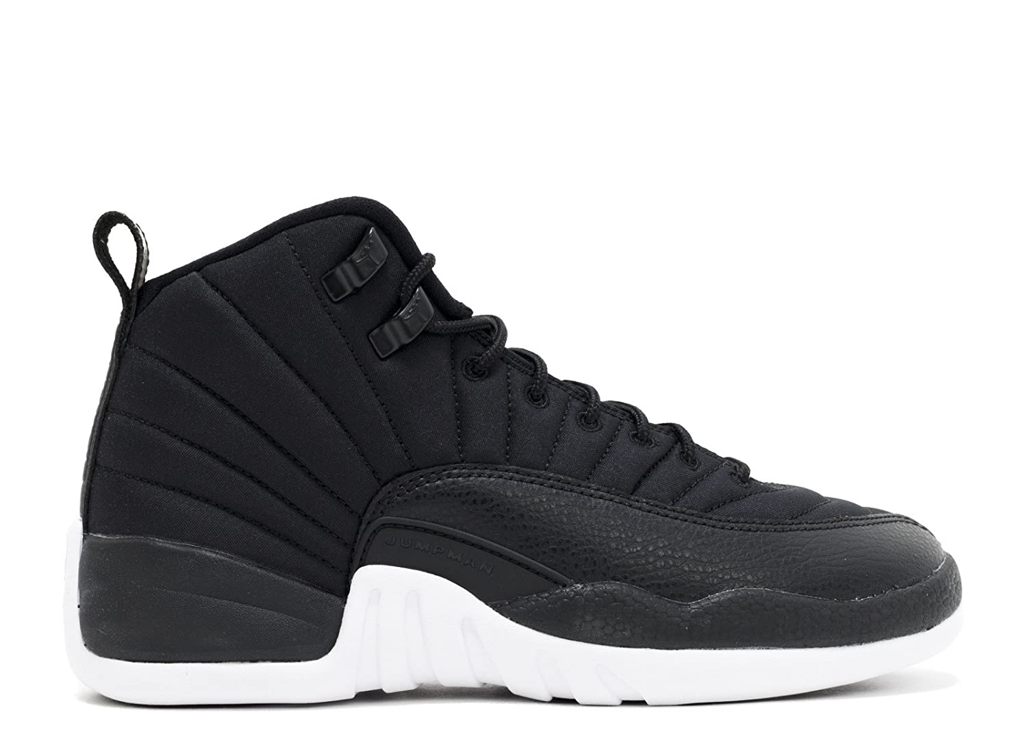 572ca55a88f Amazon.com | AIR Jordan 12 Retro BG (GS) 'Nylon' - 153265-004 | Basketball
