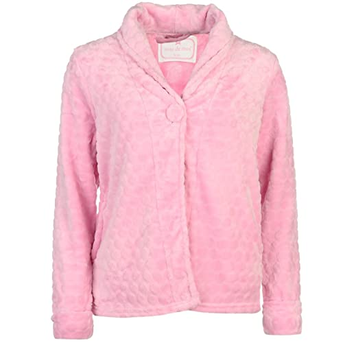 Cote De Moi Embellished Bed Chaqueta Mujer Mangas Largas Dos Bolsillos Ropa