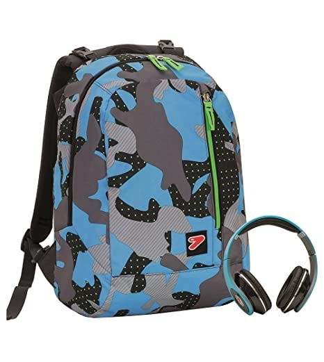 65d0b16f0f ZAINO DOUBLE B.PACK SEVEN CAMOUFLAGE 201001681: Amazon.it: Valigeria