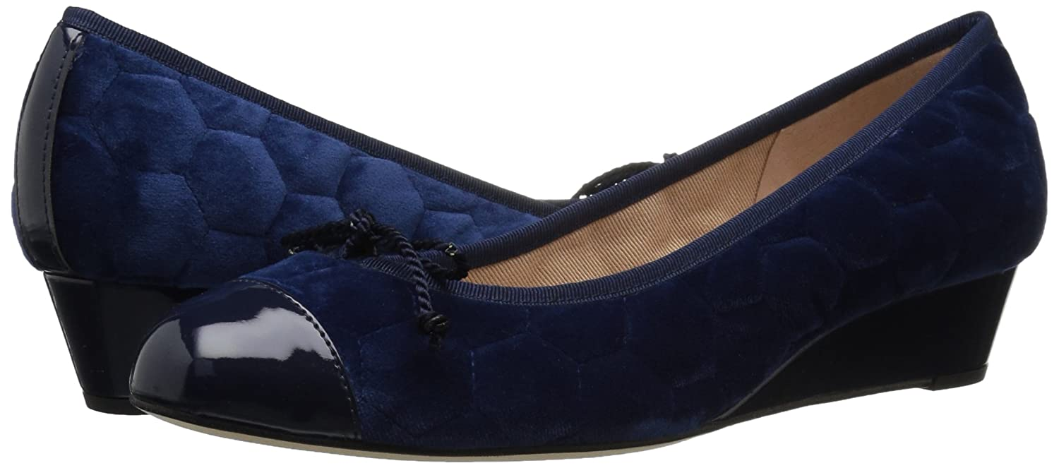 French Sole FS/NY Women's Diverse Platform B0716SGF47 6 B(M) US|Navy