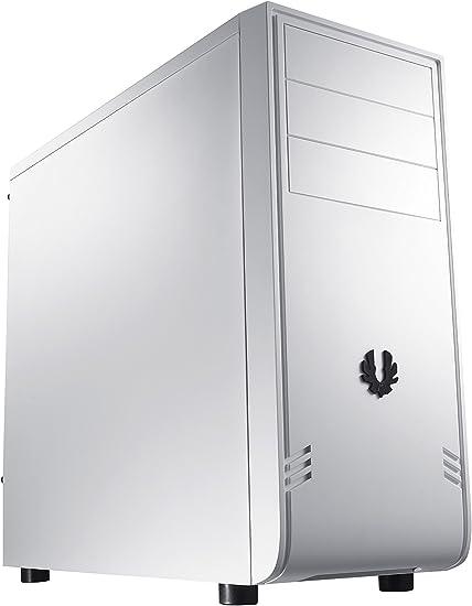 BitFenix Comrade - Caja de Ordenador de sobremesa, Blanco: Amazon.es: Informática