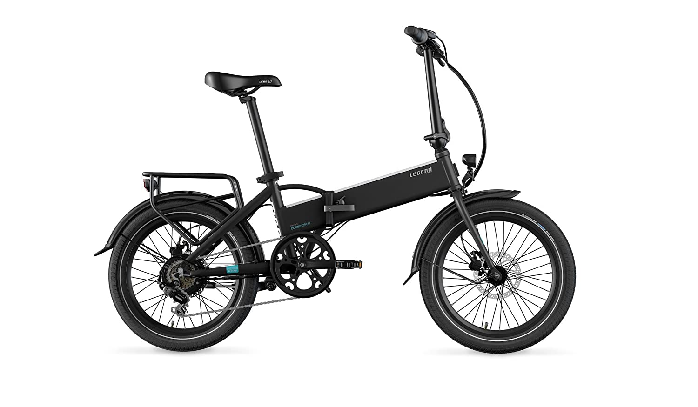 Legend eBikes Monza 36V8Ah Bicicleta Eléctrica Plegable, Unisex Adulto, Onyx Black, Talla Única: Amazon.es: Deportes y aire libre