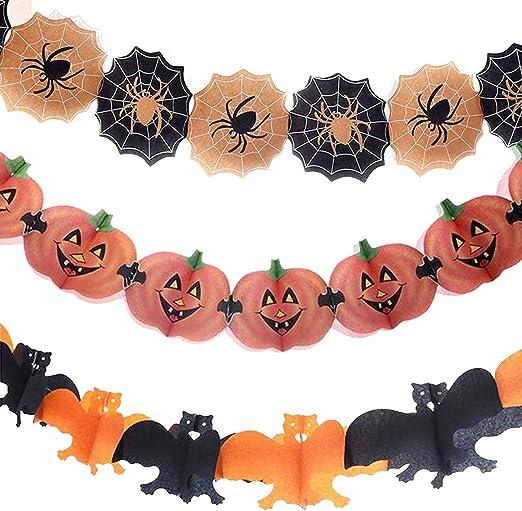 Halloween Decoration Prop Photo Props Foil Balloons Spider Bat Pumpkin Banner