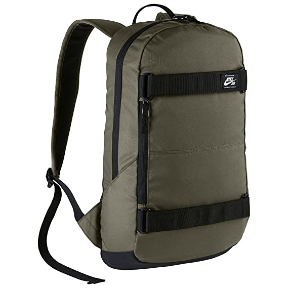 734810a1cb05 Nike SB Courthouse Backpack In Green  Amazon.co.uk  Clothing