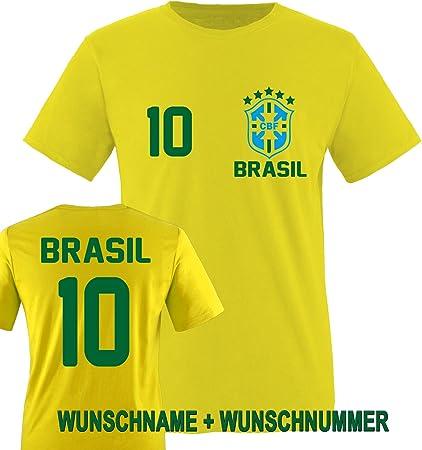 plus grand choix comment commander Nouvelles Arrivées Comedy Shirts Coupe Coupe du Monde 2014 Brésil - Nom et ...