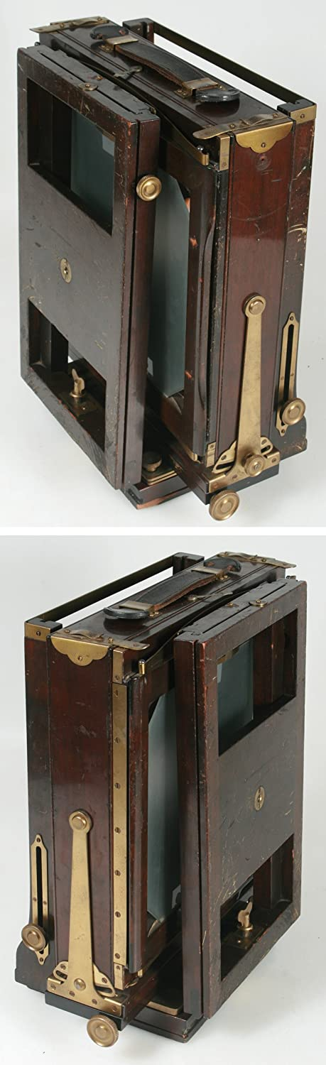 Amazon com : AGFA 8 X 10 VIEW CAMERA W/ LENS MOUNTING BOARD, VINTAGE