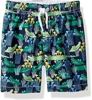 6a2fda1bc3 Amazon.com: Gymboree Little Boys' Swim Shorts: Clothing
