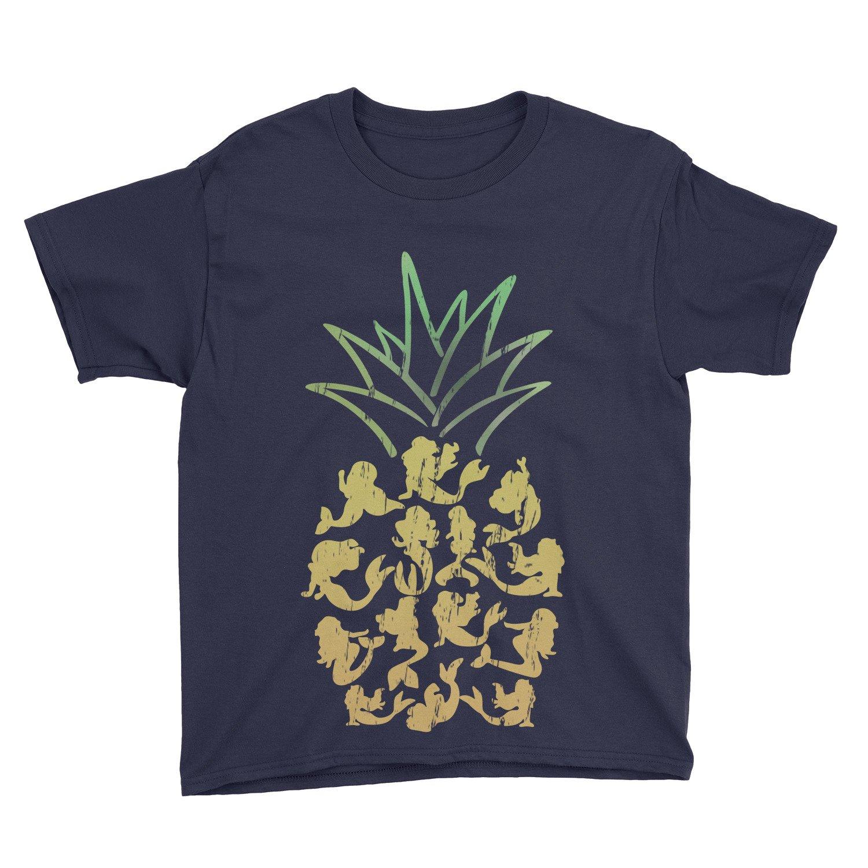 Pineapple Mermaid Lover 8469 Shirts