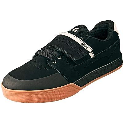 AFTON Vectal Cycling Shoe - Men's Black/Gum, 9.5: Sports & Outdoors