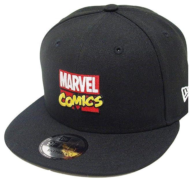 41a19187a586d New Era Bait Marvel Comics Black Snapback Cap 9fifty 950 OSFA Basecap Limited  Edition