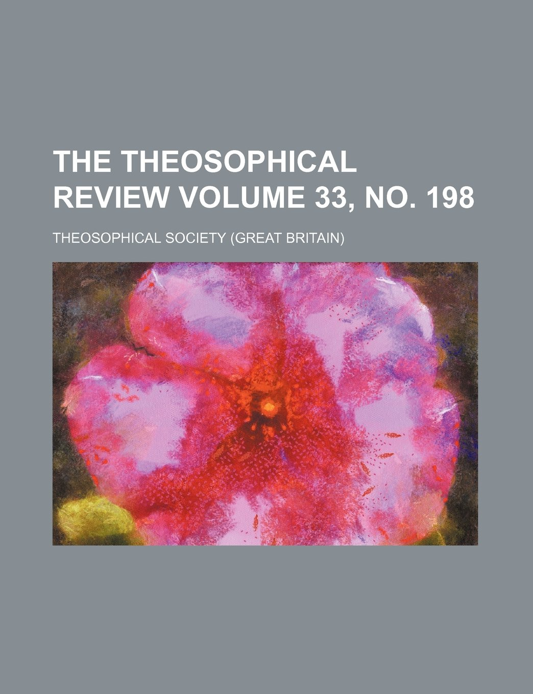 Download The Theosophical review Volume 33, no. 198 pdf epub