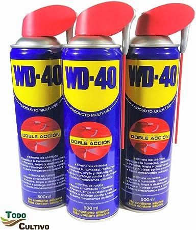 WD-40 122 0, 500 ml: Amazon.es: Coche y moto