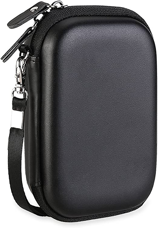 Canboc Shockproof Carrying Case Storage Travel Bag for HP Sprocket Portable Photo Printer and (2nd Edition) / Polaroid Zip Mobile Printer/Lifeprint ...