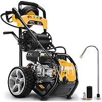 Wilks Genuine USA TX750i Petrol Pressure Washer - 8.0HP 3950psi / 272Bar