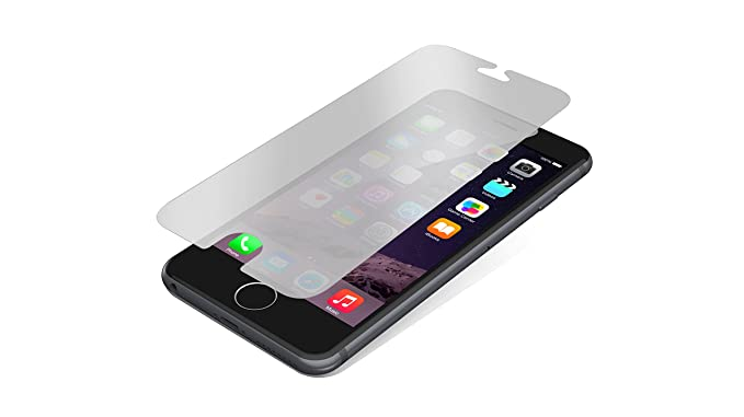 low priced e3dda ceab1 ZAGG InvisibleShield - Mirrored Tepered Glass - Screen Protector for Apple  iPhone 8 / iPhone 7 / iPhone 6 / iPhone 6s