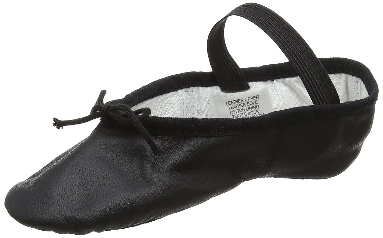 Bloch (S0209G Arise Ballet Shoe BlackB & C Fitting