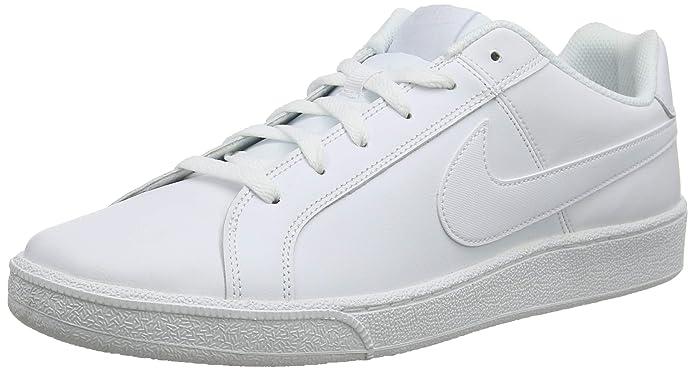 Nike Court Royale Sneakers Herren Weiß mit weißen Streifen