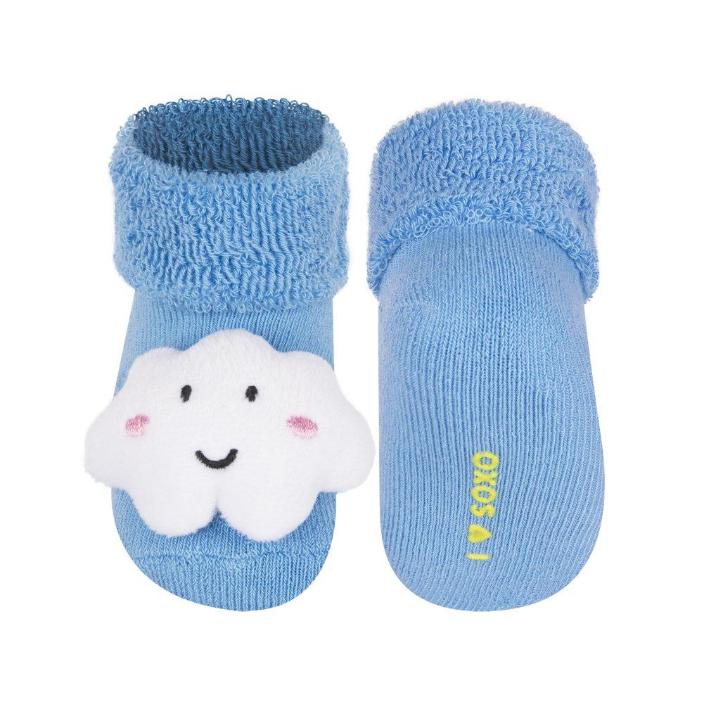Toddler 0-6 months Newborn Socks colors for girl XS FYGOOD Unisex Baby 9 Pack Socks
