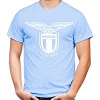 Irriducibili Lazio T-shirt för män och män | fotboll ultras gåva | M1 FB
