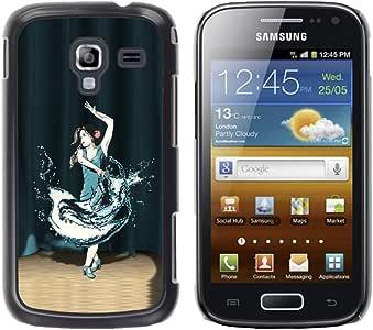 For Samsung Galaxy Ace 2 , S-type Danza en primer plano