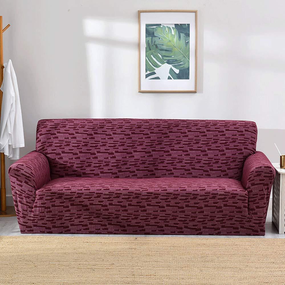 Amazon.com: Funda de sofá impermeable y elástica, de ...