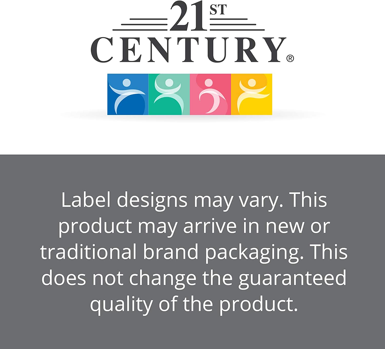 21st Century Vitajoy Multi Gummies Plus Extra D3, Orange, Cherry and Strawberry, 75 Count