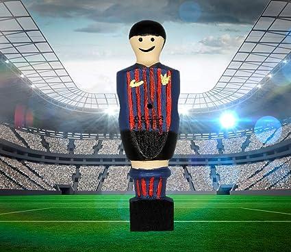 Soccer Table SL- Individual Jugador de Futbolín Barcelona con imán ...