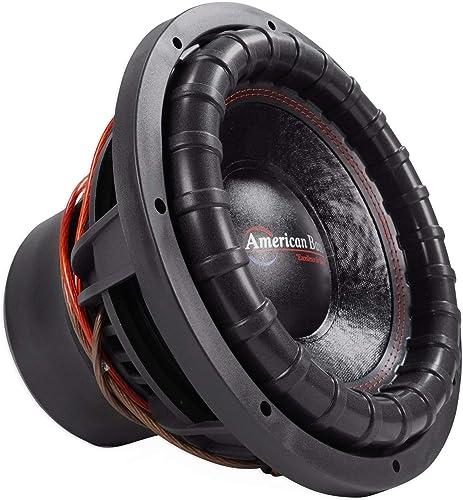 American Bass USA XFL 1244 2000W Max Dual 4Ω 12