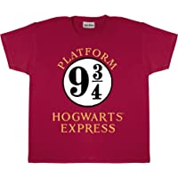 Harry Potter Hogwarts Express Boys T-Shirt   Official Merchandise   Ages 3-13, Harry Potter Gifts, Boys Fashion Top…