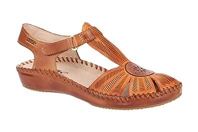 Damen Sandaletten 655-0575 Cactus/Brandy Grün 456237 Pikolinos Einkaufen Outlet Online Mode-Stil Online Professionelle Günstig Online Qualität Outlet-Store MYTltQxXTq