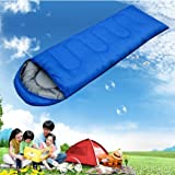 FDegage Outdoor Lightweight Adults Envelop Sleeping Bag 4 Season with Carrying Bag for Camping, Travel, Hiking, Backpacking