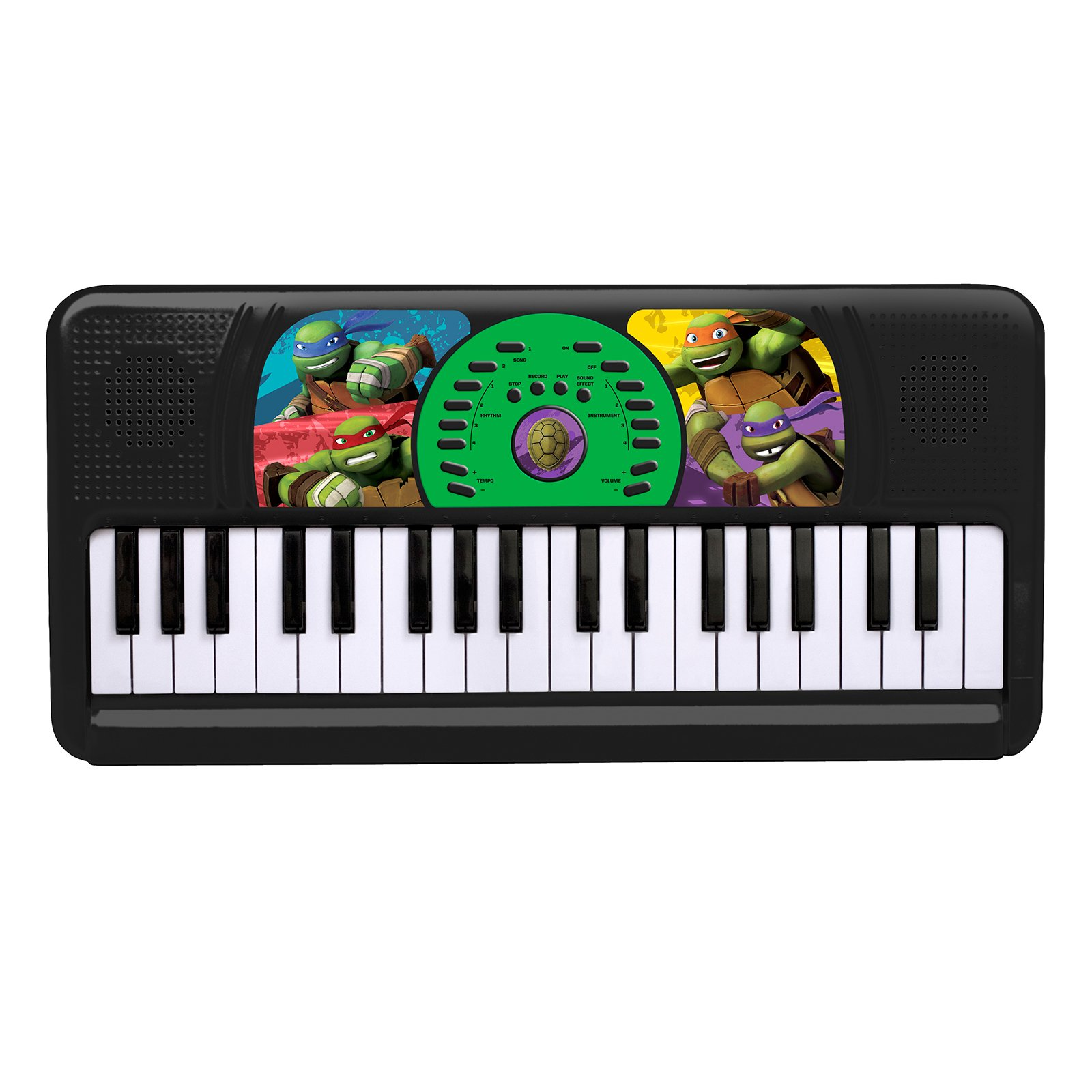 Teenage Mutant Ninja Turtles Play Keys Nickelodeon
