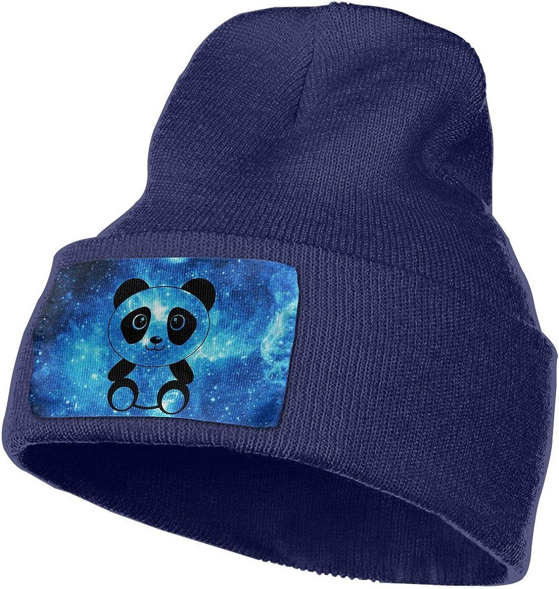 Helidoud Little Panda Winter Beanie Hat Knit Skull Cap for for Men /& Women