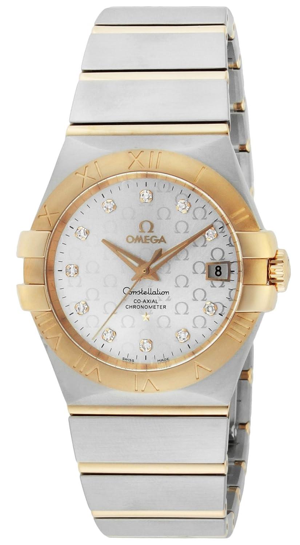 [オメガ]OMEGA 腕時計 コンステレーション シルバー文字盤 コーアクシャル自動巻 ダイヤ 123.20.35.20.52.003 メンズ 【並行輸入品】 B00KQHFVCY