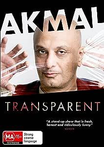 Akmal Saleh: Transparent (DVD)