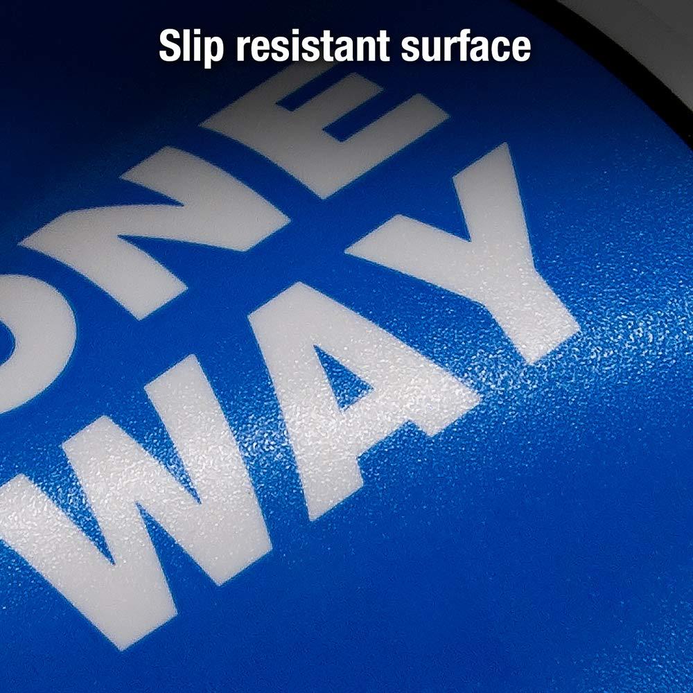 ONE Way 8 x 6 10//pkg Floor Decals