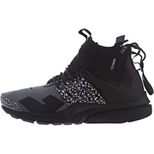 buy popular 3f7d7 ce330 Nike Air Presto Mid Acronym Cool Grey Mens