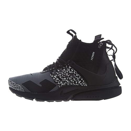 promo code 579f6 bf006 Nike AIR Presto MID Acronym  Acronym  - AH7832-001 - Size 4