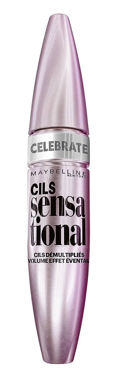 Amazon.com : GEMEY MAYBELLINE CILS SENSATIONAL MASCARA GOLD BLACK : Beauty
