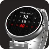 Slide Watch Face