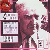 Vaughan Williams: Symphonies Nos. 8 & 9; Flourish for Glorious John