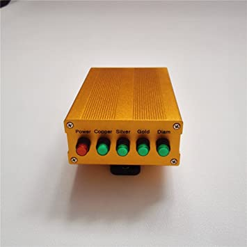 ECO-WORTHY AKS 800 M Gama Detector de Metales Detección Máquina Cobre Tesoros: Búsqueda Para Encontrar oro, Plata, Diamantes: Amazon.es: Jardín