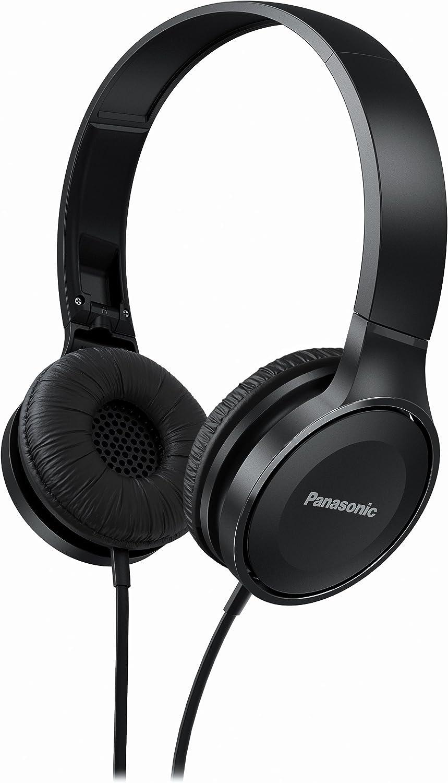 Panasonic Rp Hf100me K On Ear Kopfhörer Schwarz Elektronik