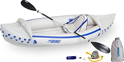 Amazon.com: Sea Eagle Barcos se330 K-p SE330 Sport Kayak Pro ...
