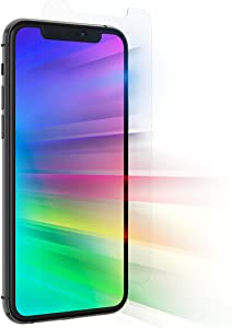 ZAGG InvisibleShield Glass VisionGuard+ with Kastus Anti-Microbial Technology - Screen Protector - iPhone 11 Pro - Impact Protection - case Friendly