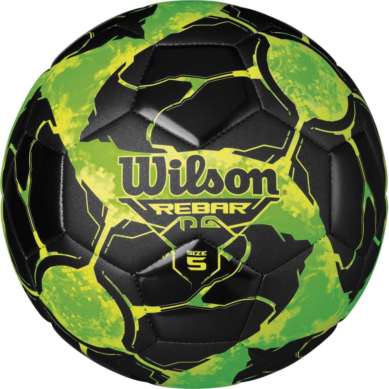 Wilson Sporting Goods Co. Rebar NG Exterior - Pelotas de fútbol ...